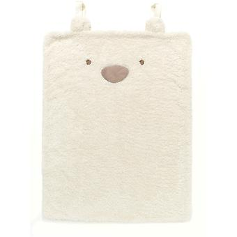 East Coast Silvercloud Teddy Bear Travel Blanket