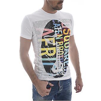 Tee Shirt Coton Printé S71gd0619  -  Dsquared2