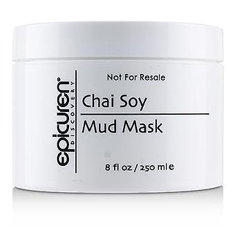 Epicuren Chai Soy Mud Mask - For Oily Skin Types (Salon Size) 250ml/8oz