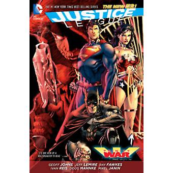Justice League - Trinity War (52nd Revised edition) by Doug Mahnke - G