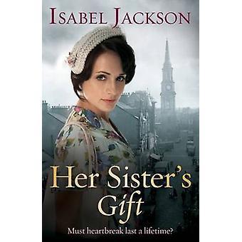 Cadeau de sa sœur Isabel Jackson - livre 9781785300103