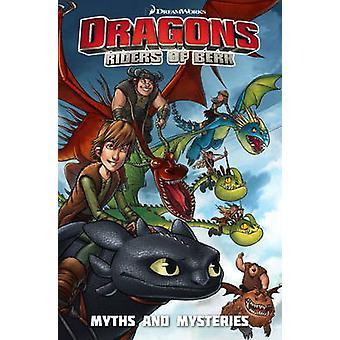 Dragons - Riders of Berk Collection - Vol. 3 by Simon Furman - Iwan Naz