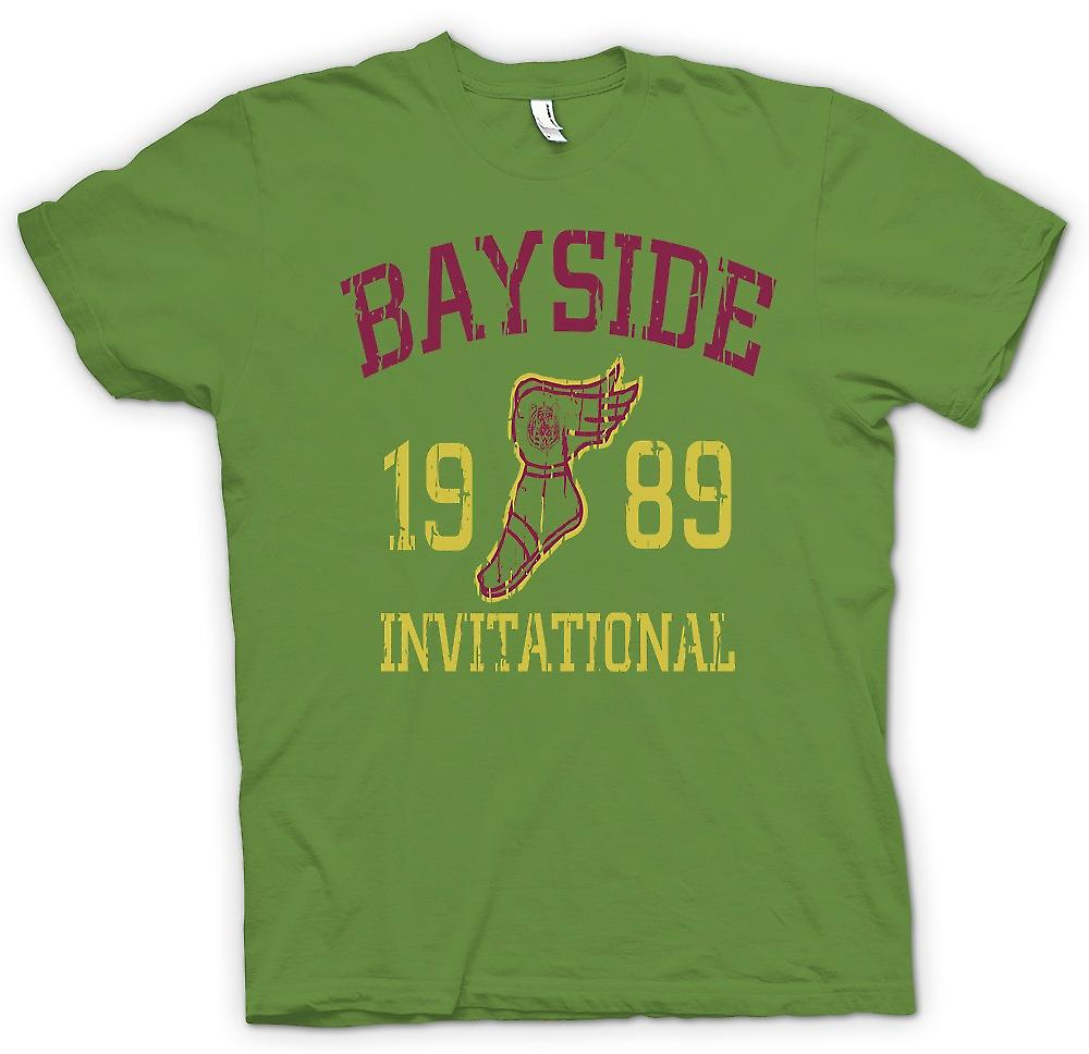 Herr T-shirt - Bayside Invitational 1989 - Funny