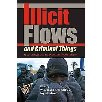 Nielegalnych przepływów i karnych rzeczy - Państwa - granice - i innych S
