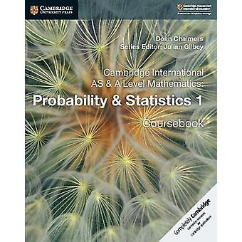 Cambridge International AS and A Level Mathematics - Probability & Sta