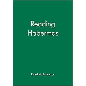 Lettura di Habermas da David Rasmussen - David Rasmussen - 9780631152743