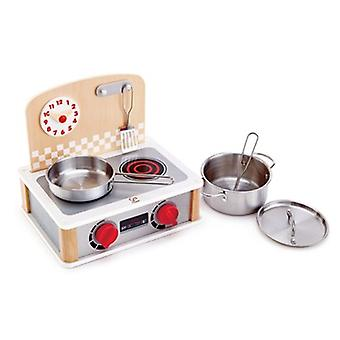 2-in-1 keuken & Grill Set Role-play koken set