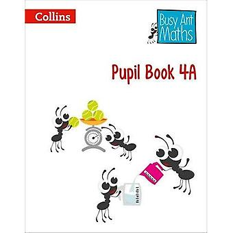 Busy Ant Maths European edition - Pupil Book 4A