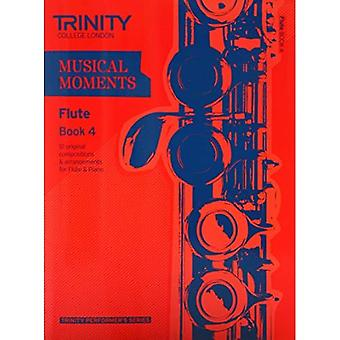 Musical Moments Flute Book 4 (Trinity Performers Series)