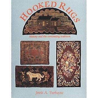 HOOKED tæpper: Historie og den fortsatte Tradition