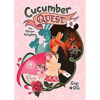 Cucumber Quest: The Flower Kingdom (Cucumber Quest)