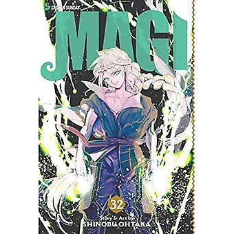 Mages, Vol. 32: Le labyrinthe de la magie (mages)