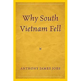 Pourquoi le Sud-Vietnam tomba