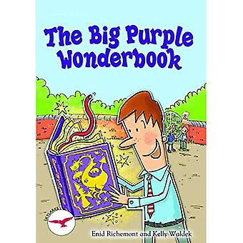 Gros Wonderbook violet (engoulevents)