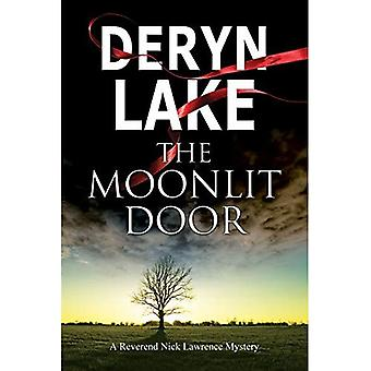 The Moonlit Door: A Contemporary British Village Mystery (A Nick Lawrence Mystery)