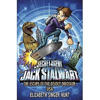 Jack Stalwart: The Escape of the Deadly Dinosaur (Jack Stalwart)
