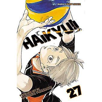Haikyu!!, Vol. 27 (Haikyu!!)