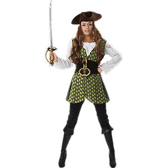 Orion Costumes Womens Pirate Caribbean Books & Film Fancy Dress Costume