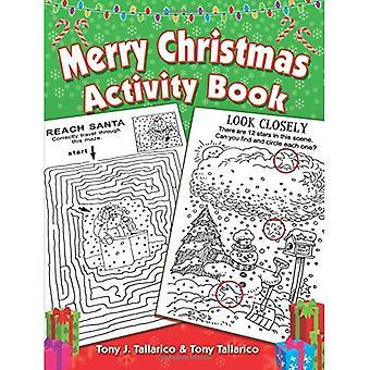 God jul aktivitet boka