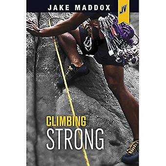 Climbing Strong (Jake Maddox Jv)