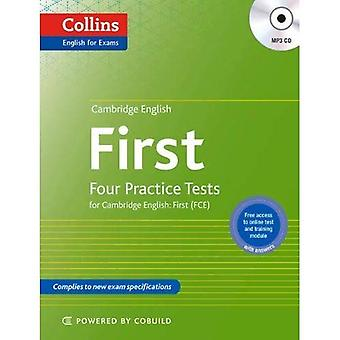 Practice Tests for Cambridge English: First: FCE (Collins Cambridge English) (Collins English for Exams)