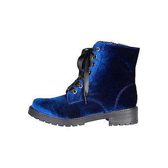 Ana Lublin Alicia Women Blue Ankle boots -- ALIC115056