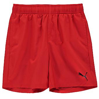 Puma Boys Essential Logo Shorts Junior Kids