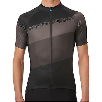 Giro Black-Charcoal Terrace 2019 Chrono Short Sleeved MTB Jersey