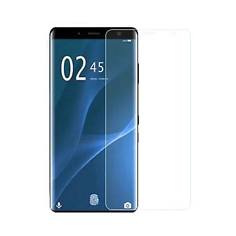 Sony Xperia 1 tank protection display glass tank slide 9 H glass - 5 units