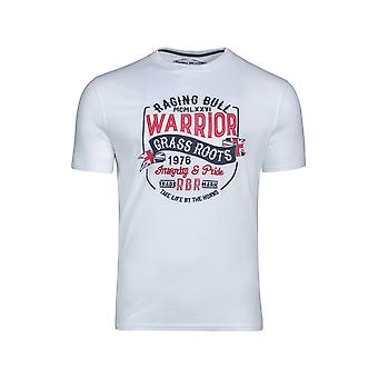 Warrior Tee - White