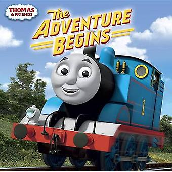 Thomas and Friends - The Adventure Begins (Thomas & Friends) by Random