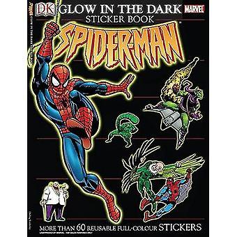The Amazing Spider-Man Glow in the Dark Sticker Book by Alastair Doug
