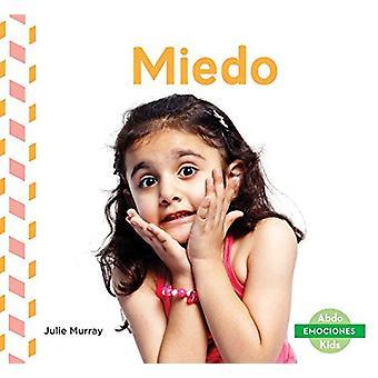 Miedo (Afraid) by Julie Murray - 9781624026089 Book