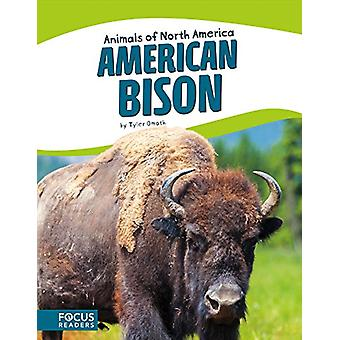 American Bison by Tyler Omoth - 9781635170856 Book
