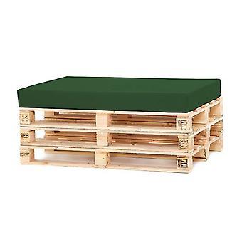 Gardenista® Green Water Resistant Seat Pad für Palettenmöbelmöbel