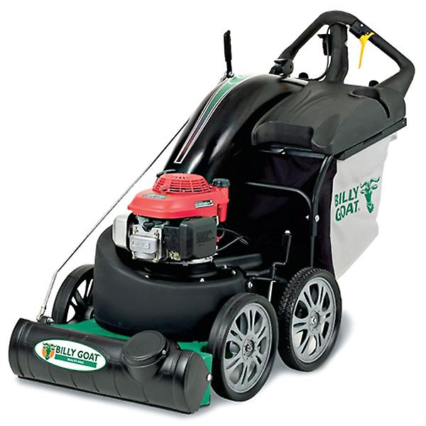 Billy Goat MV600SPE Petrol Self Propelled Electric Start Garden Vac