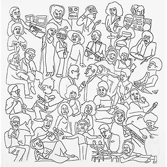 Romare - Projections [CD] USA import