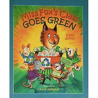 Clase de la señorita Fox va verde