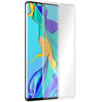 Huawei P30 Pro Screen Protector Curved Edges Tempered Glass 9H Transparent