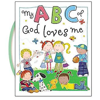 My ABC of God Loves Me [Board Book]