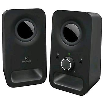 Logitech z150 z150 6w speaker speakers for pc and notebook color black