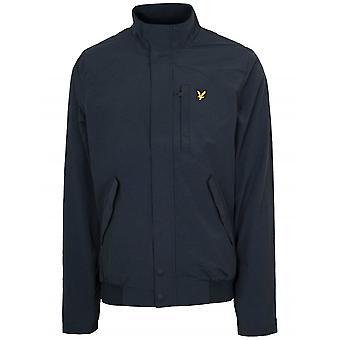 Lyle & Scott Lyle & Navy Scott Harrington Jacket