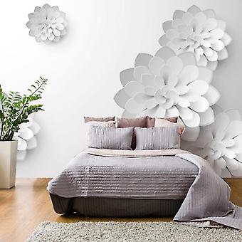 Artgeist Wallpaper White Garden