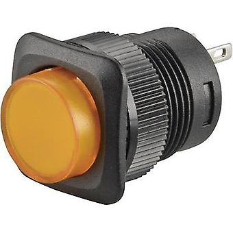 Pushbutton 250 Vac 1.5 A 1 x Off/(On) SCI R13-508A
