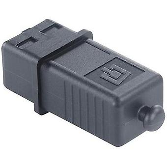 Metz Connect 1401048002KI RJ45 Black