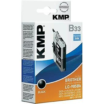 KMP Ink replaced Brother LC-985 Compatible Black