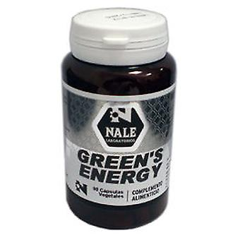 Nale Energy Greens 90 Cap