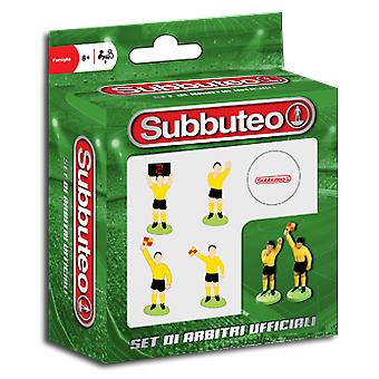 Subbuteo Official Referees Set (Toys , Boardgames , Skills)