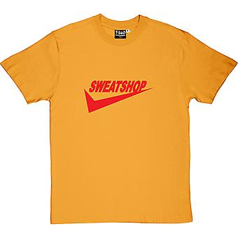Sweatshop mannen T-Shirt