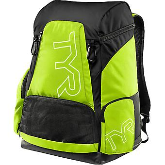 TYR Alliance Team® Backpack - 45L - Yellow/Black